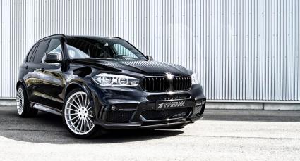 BMW X5 с повече сили и агресия от Hamann