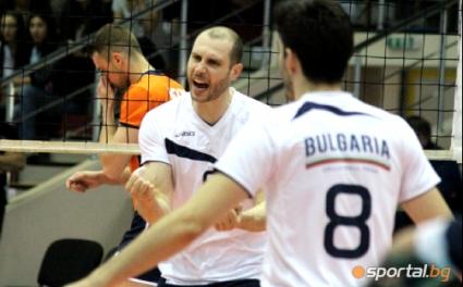 България с трудно 3:2 над Иран в първата контрола