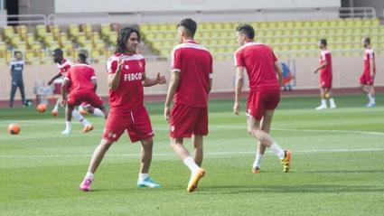 Фалкао поднови тренировки с Монако