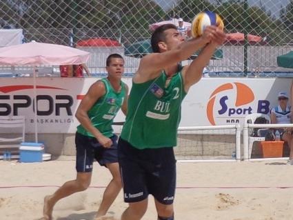 Турция и Германия на пътя на България на Европейската отборна купа по плажен волейбол за юноши