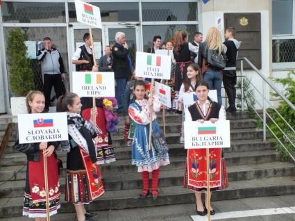 Страхотна церемония даде началото на световното по риболов в Асеновград