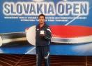 Денислав Коджабашев спечели Откритото първенство на Словакия