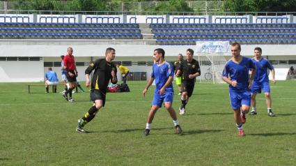 Втори ден продължава футболният турнир за аматьори Албена Къп 2014