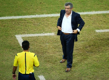 Фернандо Сантуш: Надявам се на повторение на Евро 2004