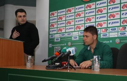 Александър Димитров: Бях сигурен, че ще играем с Германия