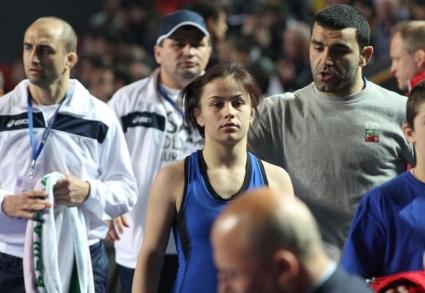 Елица Янкова донесе втори медал от Евро 2014