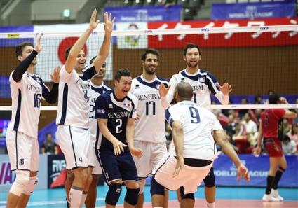 Франция с лесно 3:0 над Япония