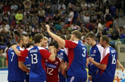 Чехия с измъчено 3:2 над Република Корея в Световната лига