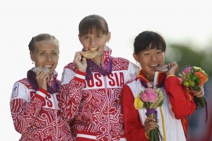 Олимпийска шампионка от Русия наказана за две години за допинг