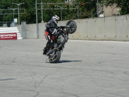 В Пловдив стартира шоуто Bulgarian Stunt Competition