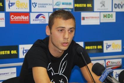 Балтанов: Трябва да върнем успехите на Левски