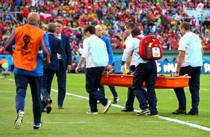 Холандия без Мартинс Инди срещу Чили