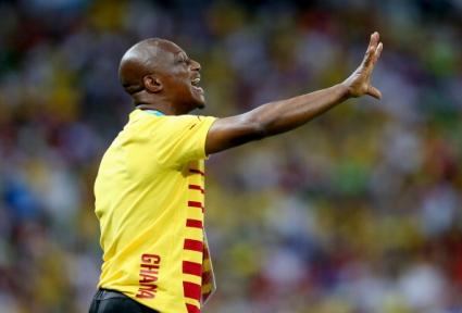 Треньорът на Гана: Не може да оставим Роналдо да прави това, което може