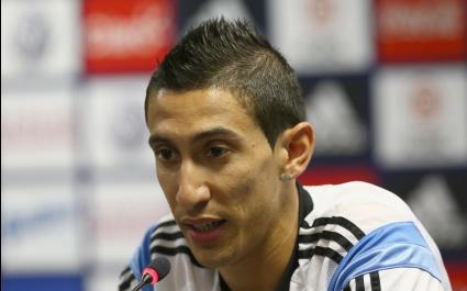 Анхел ди Мария:  Мислите, че Аржентина е слаба, но ние сме добри