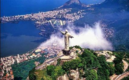 Част от Рио остана без ток вчера