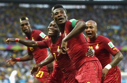 ФА на Гана се обърна към полицията, след като беше свързана с уговаряне на мачове