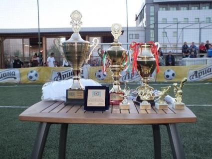 Приключи международният турнир по футбол 5 в София