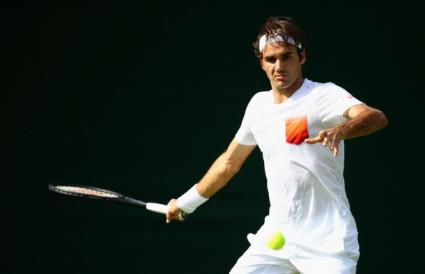 """Федерер се чувства фаворит за """"Уимбълдън"""""""
