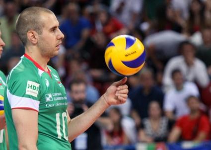 Валентин Братоев се присъедини към националния отбор в Белград