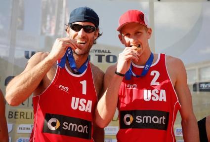 Американските квалификанти Хeйден и Бърн спечелиха турнира в Берлин (ВИДЕО)