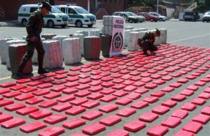 Трафикантите на наркотици се активизираха покрай Световното