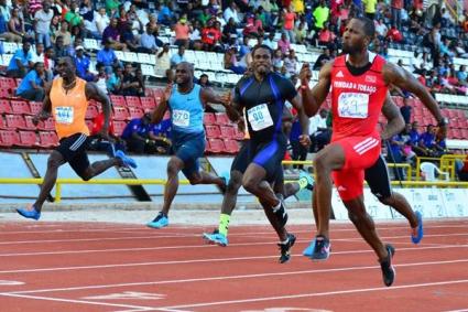 Ричард Томпсън оглави световната ранглиста на 100 метра