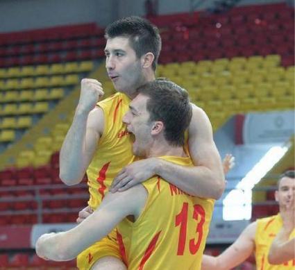 Капитанът на Марек отведе Македония до финалната четворка в Европейска лига