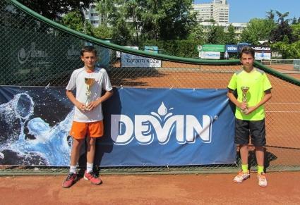 Ясни са шампионите на държавното първенство по тенис