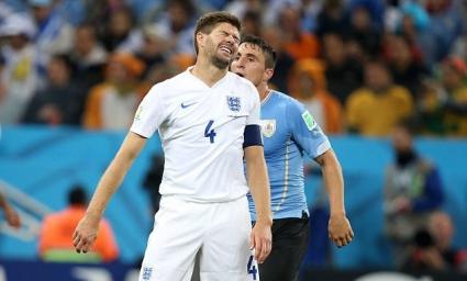 Англия предаде Джерард