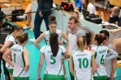 България излиза срещу Словения в Европейската лига