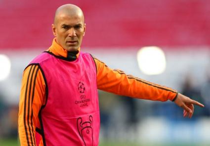 "Зидан ще води Реал Мадрид ""Б"""