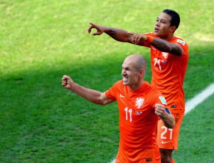Холандски треньор: Робен е по-силен от Меси и Неймар взети заедно