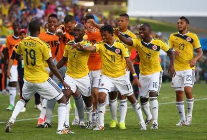 Колумбия впечатли с разгром, Мондрагон записа името си в историята на световните първенства (видео+галерии)