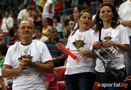 Безпрецедентна победа на волейболни фенове в съда срещу Министерство на младежта и спорта