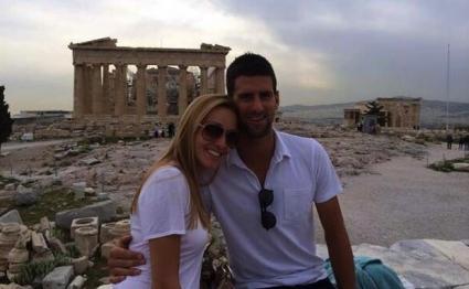 Ноле и Йеленасе венчаха в църква на черногорския остров Свети Стефан
