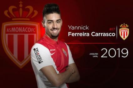 Официално: Караско остава в Монако до 2019 г.