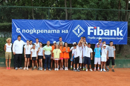 Рекордно участие на ДОП по тенис