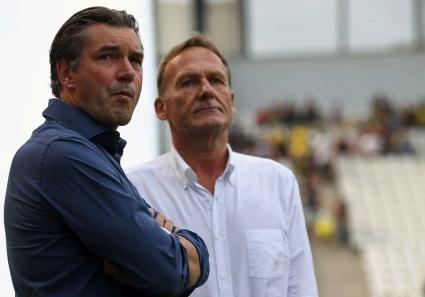 В Дортмунд вдигнаха ръце от Байерн: Затваряйте си устата