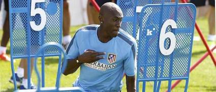 Волфсбург обяви играч на Атлетико за свой
