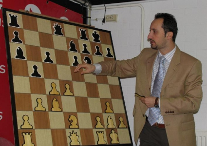 Крамник победи Веско Топалов и изравни резултата между Русия и България