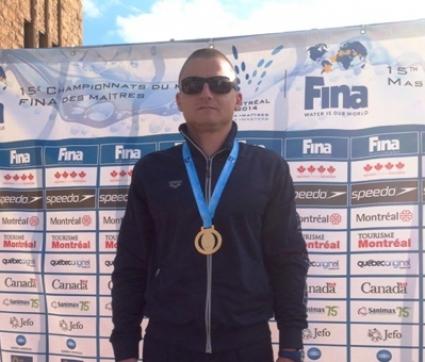 Красимир Захов с второ злато от световното за ветерани