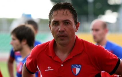 Тони Велков засипа с похвали Черно море