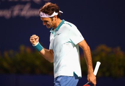 Федерер си подари победа за рождения ден, близо е до нов рекорд