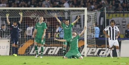 УЕФА обясни защо върна Селтик в ШЛ и изпрати Лудогорец при непоставените