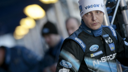 Хирвонен предизвика разочарование в екипа си заради Рали Финландия