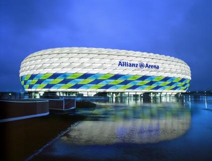 "Ще има промени на ""Алианц Арена"""