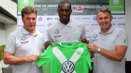 Френски национал за два сезона във Волфсбург