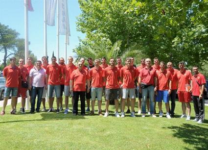 Черна гора започва квалификациите с 15 баскетболисти
