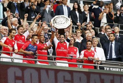 Мечтан старт на сезона за Арсенал - класика срещу шампиона и нов трофей (видео и галерия)