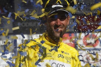 Густаво Велосо спечели колоездачната обиколка на Португалия